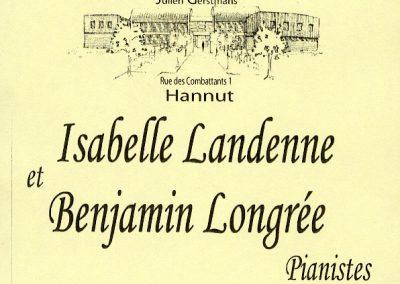 Affiche Académie de Hannut