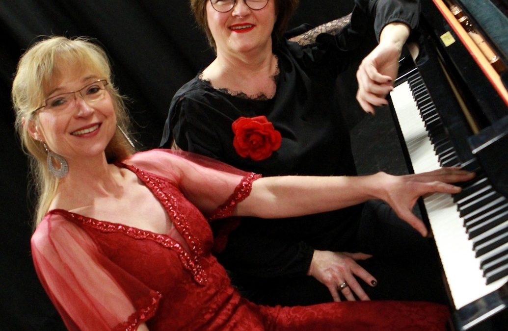 Critique de la conférence-concert Odyssée amoureuse – duo Mélodias